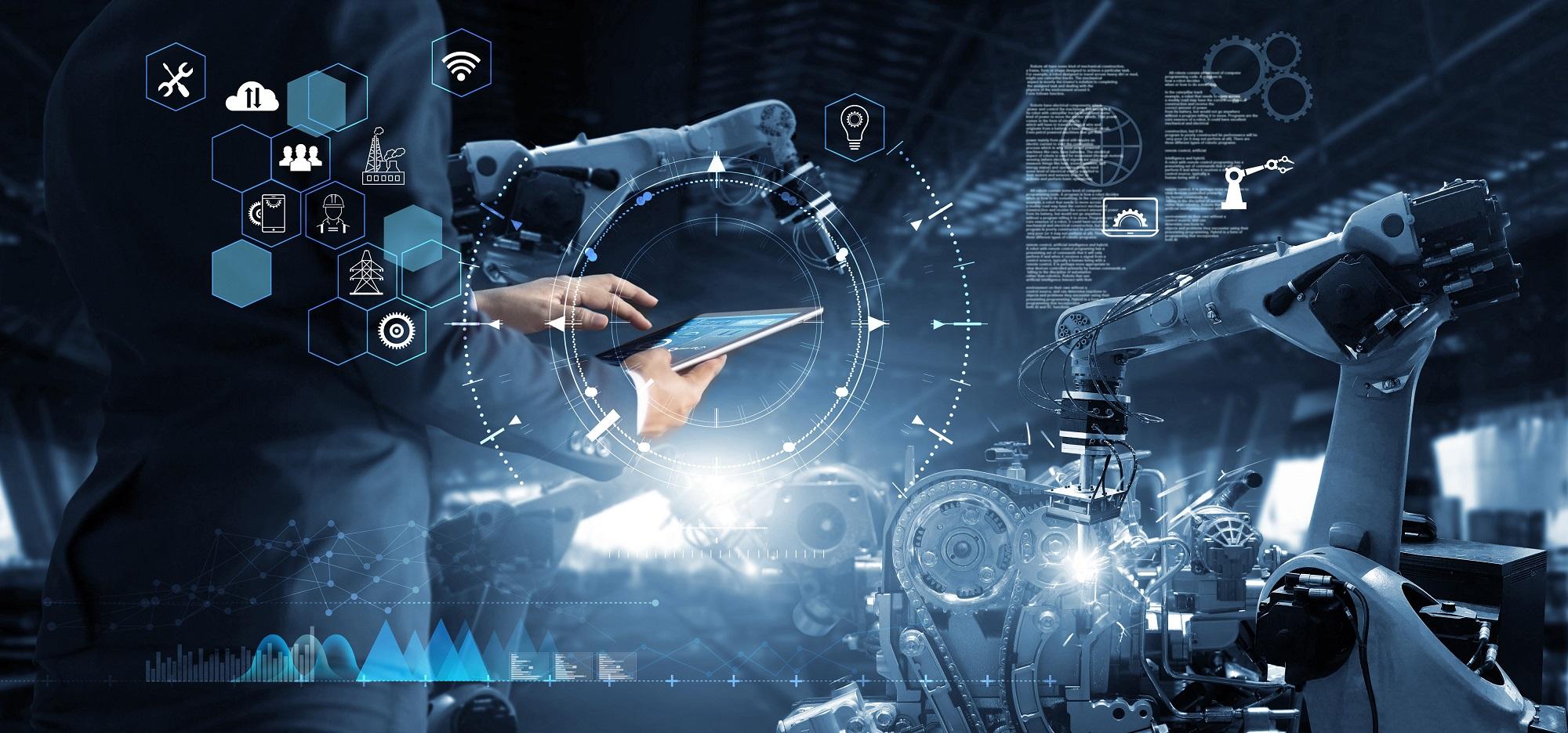 IoT・AI・RPA推進